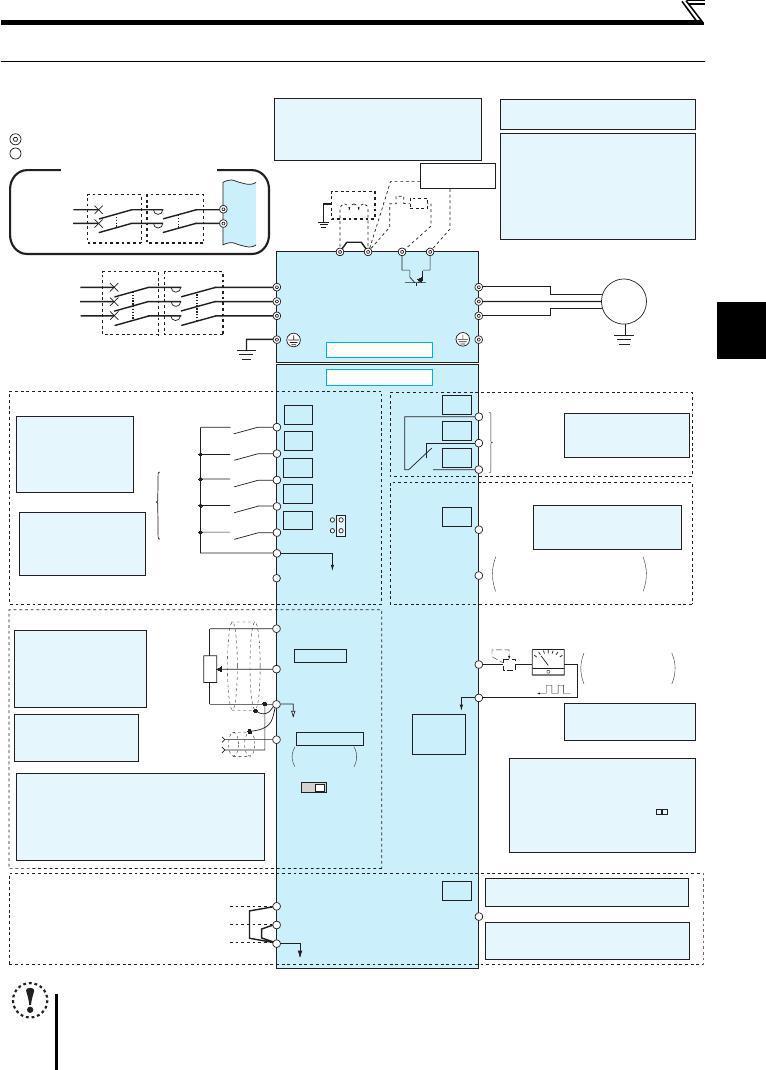 Mitsubishi Electronics FR-D700 Instruction Manual Download - 2.3 Wiring  www.rsmanuals.com