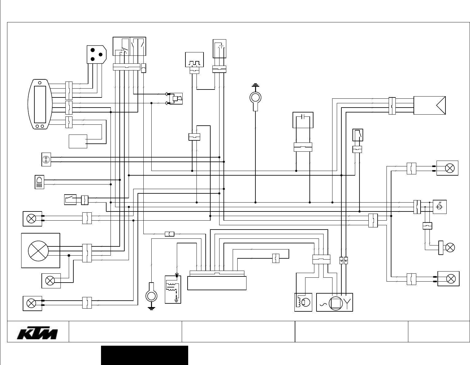 2013 Ktm 450 Xc W Wiring Diagram - 99 Audi A6 Wiring Light for Wiring  Diagram Schematics | 99 Ktm Wiring Diagram |  | Wiring Diagram Schematics