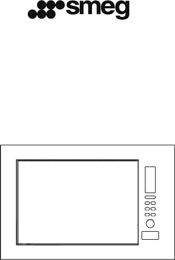Smeg Sbim30x 1 Instruction Manual Download Page 1