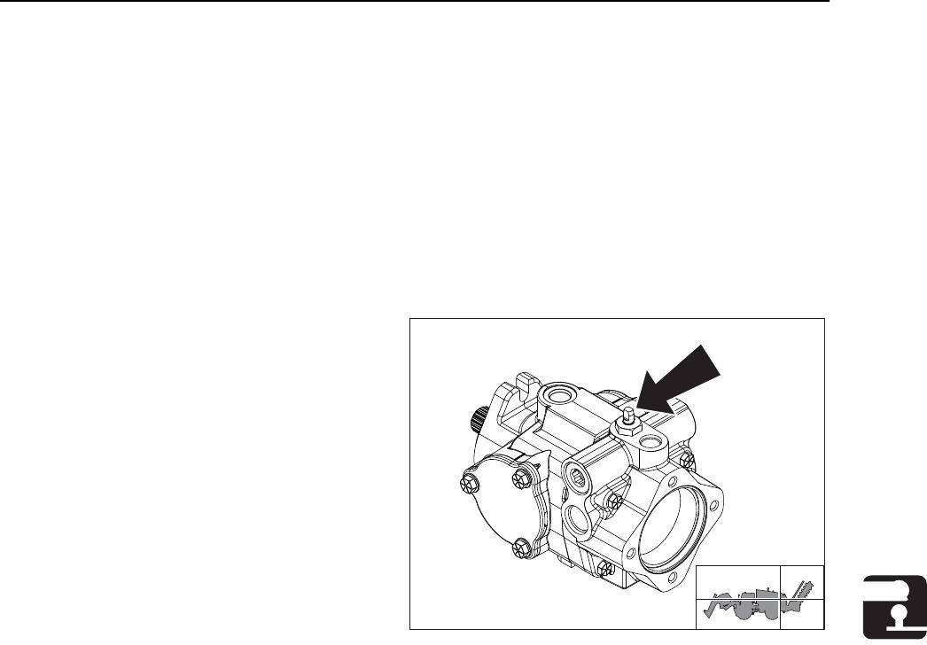 Ditch Witch 410SX Operators Manual Download - Tow