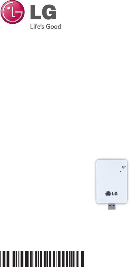 LG PCRCUDT2/PCRCUDT3 Users Manual Download - Page 1