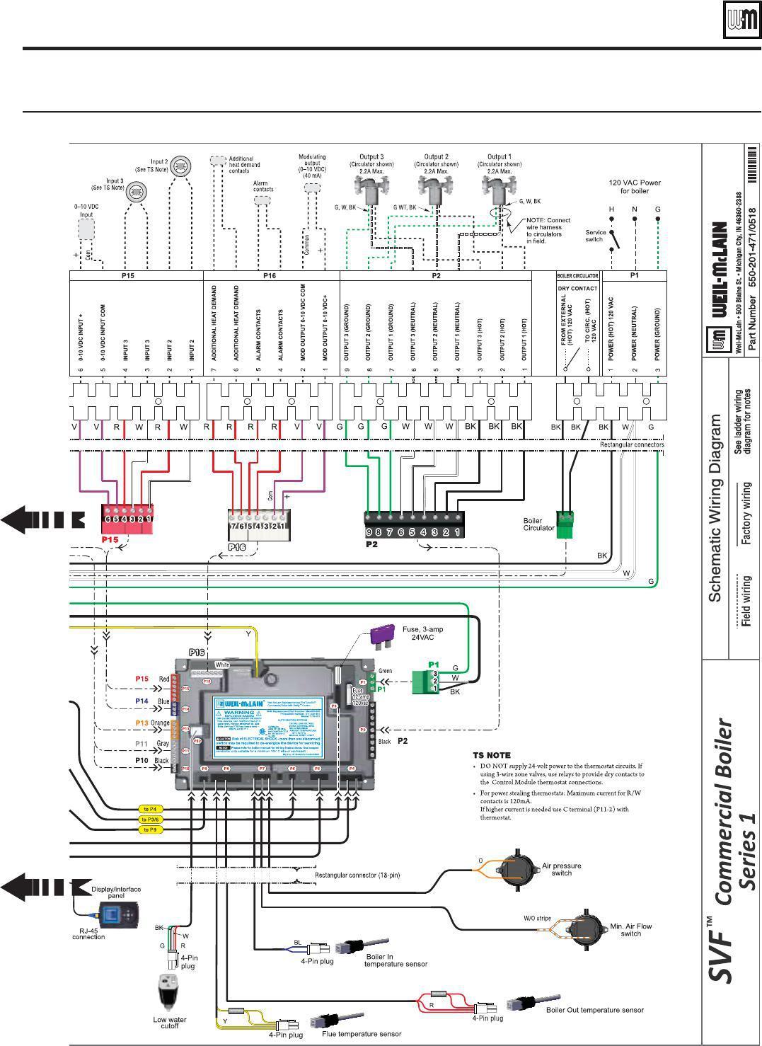 Weil Mclain Steam Boiler Wiring Diagram