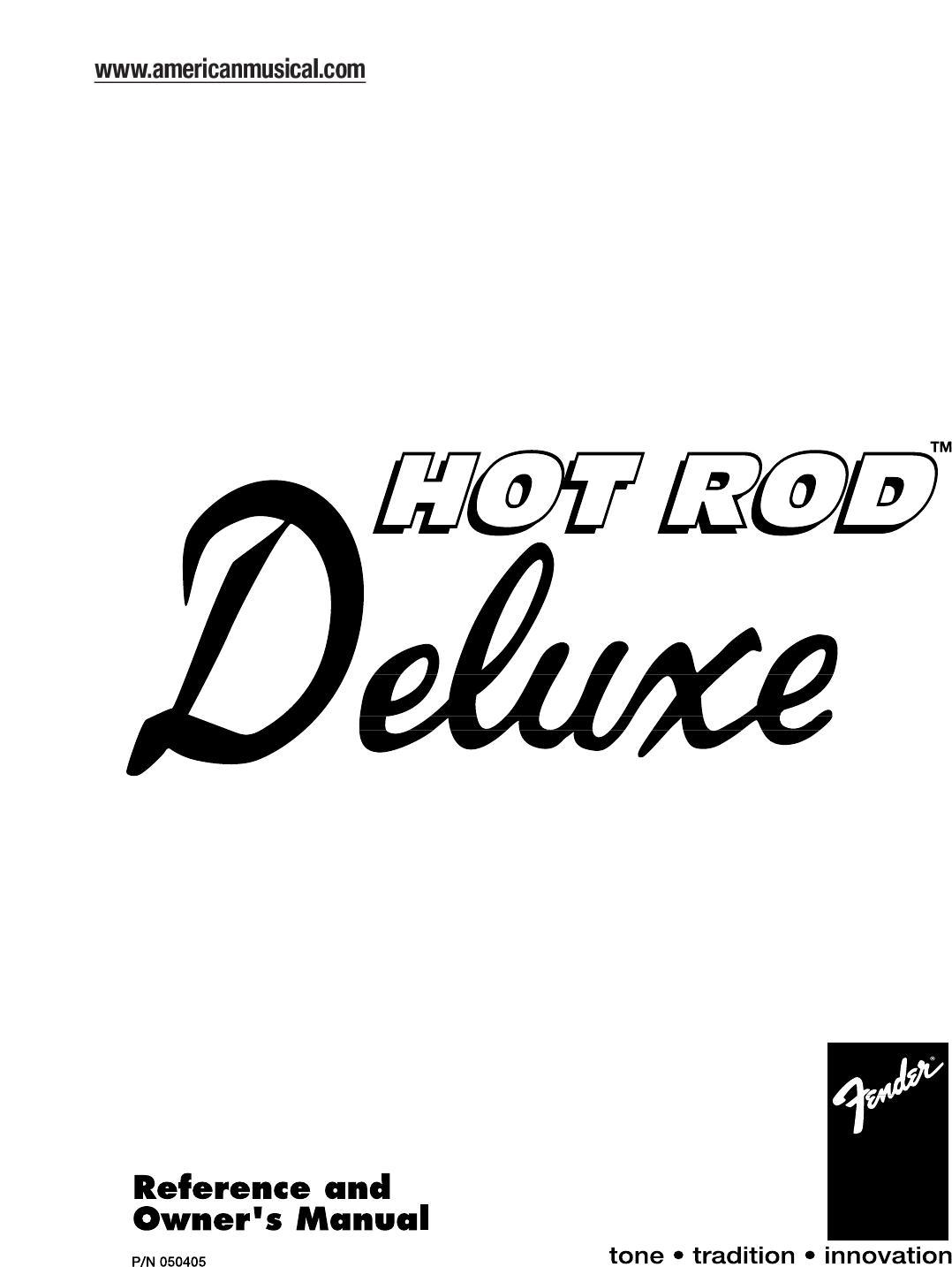 fender hot rod deluxe pr 246 reference and owners manual download rh rsmanuals com fender hot rod deluxe 3 user manual fender hot rod deluxe iii owners manual