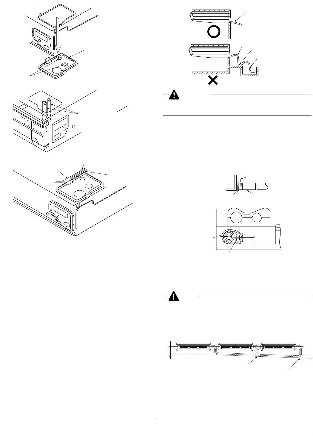Daikin VRV FXHQ12MVJU/FXHQ24MVJU/FXHQ36MVJU Installation