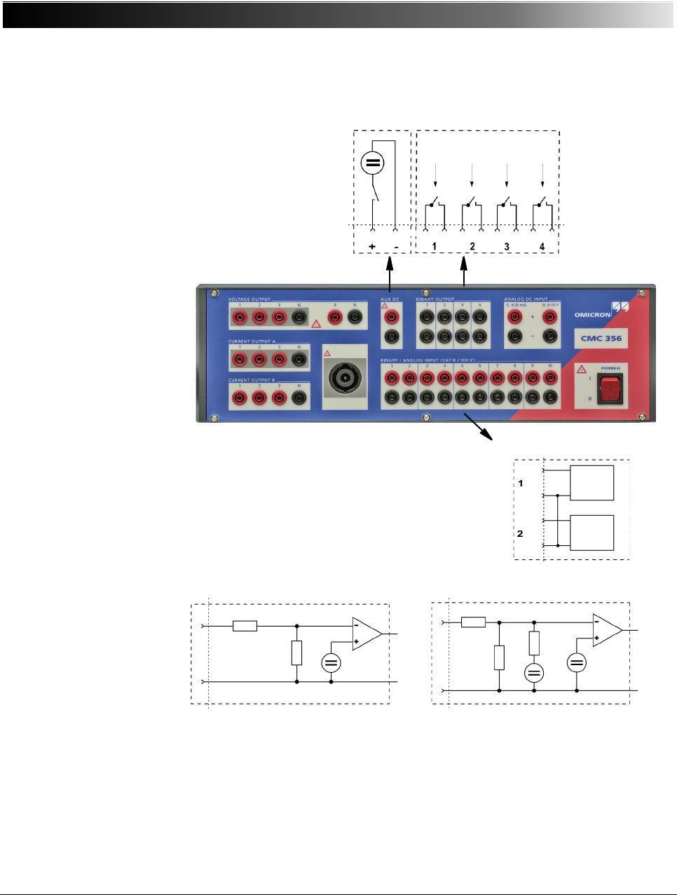 cmc electronic cmc 356 user manual download page 28 rh rsmanuals com Telent plc Iomax Archangel